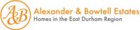 Alexander & Bowtell Estates logo